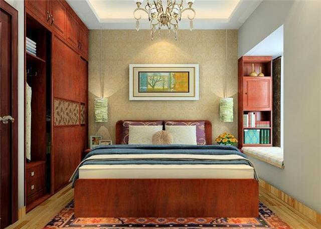 小户型卧室装修小技巧,让卧室看起来更大更实用